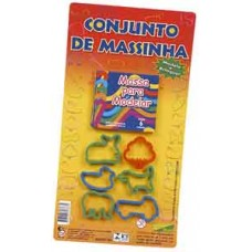 Conjunto de Massinha