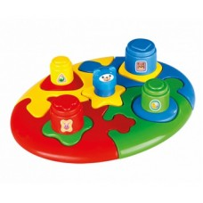 Duo Baby Puzzle - 12 meses